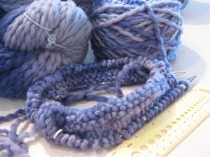 Moebius Knitting