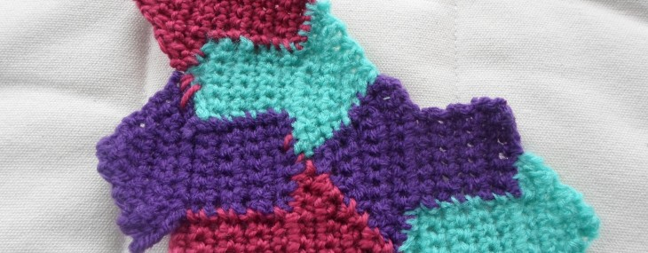 Maths and Knitting/Crochet: Tesselation