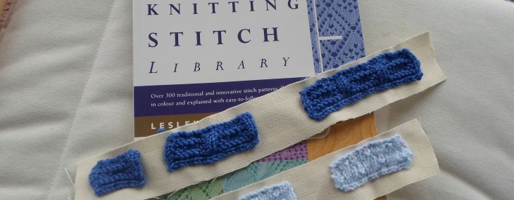 Maths and Knitting: Sequences