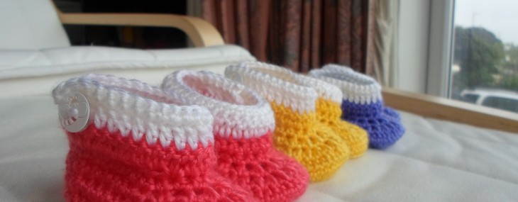 Train Knitting and Crochet for babies